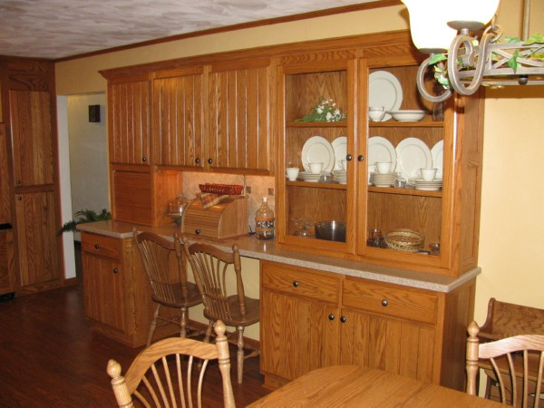 Hoover Custom Furniture Kitchen
