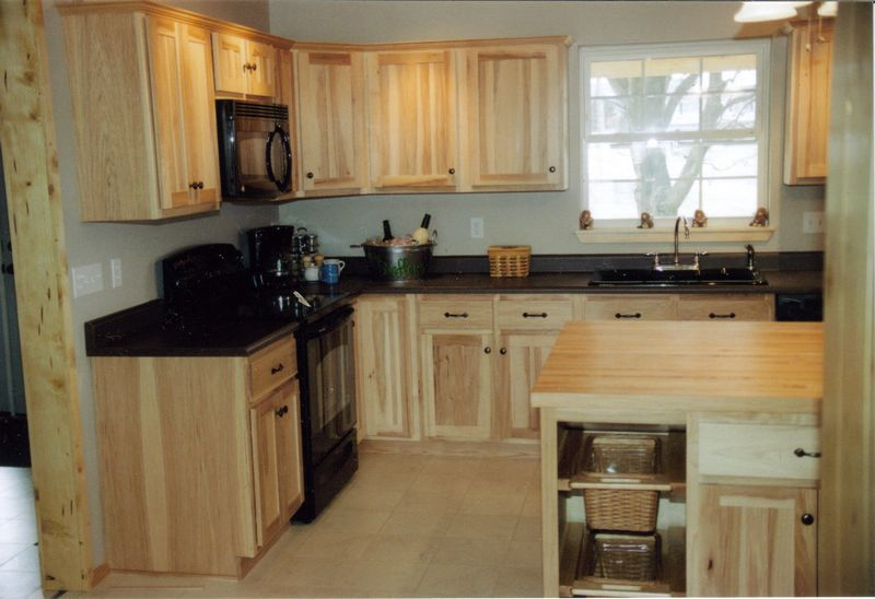 Hickory Kitchen Cabinets, Discount Kitchen Cabinets, RTA Kitchen
